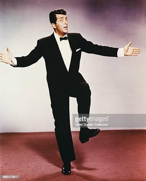 American singer actor and comedian Dean Martin circa 1960