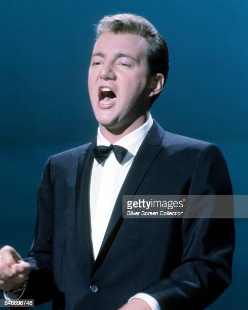 American singer and actor Bobby Darin circa 1960