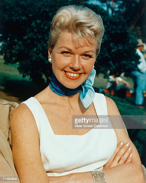 American singer and actress Doris Day circa 1955
