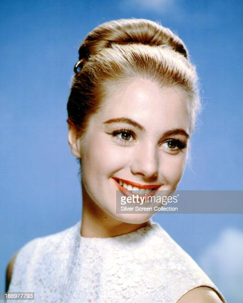 American singer and actress Shirley Jones circa 1960