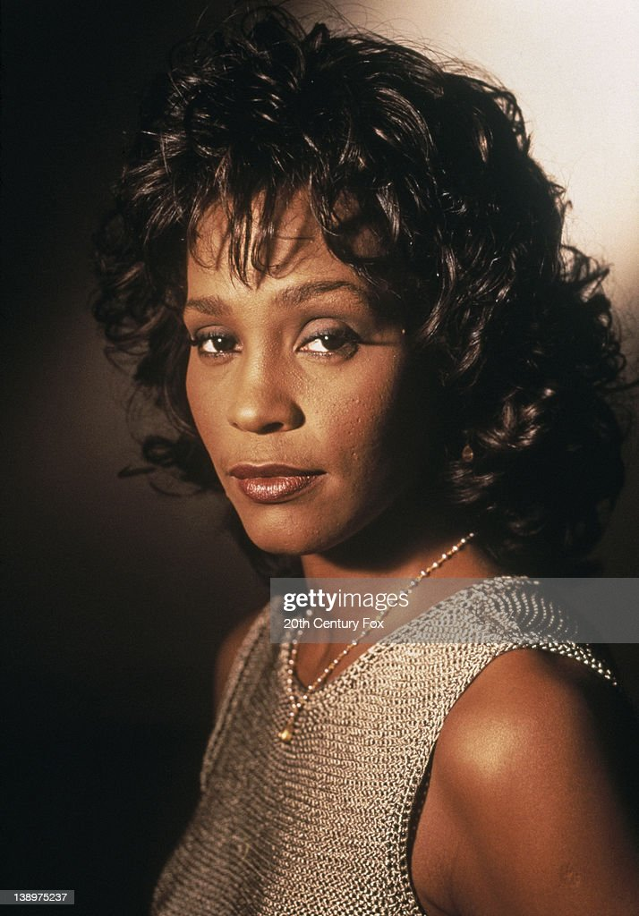 Archive Entertainment On Wire Image: Whitney Houston
