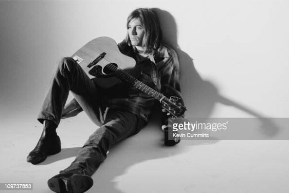 American singer and guitarist Evan Dando of The Lemonheads November 1993