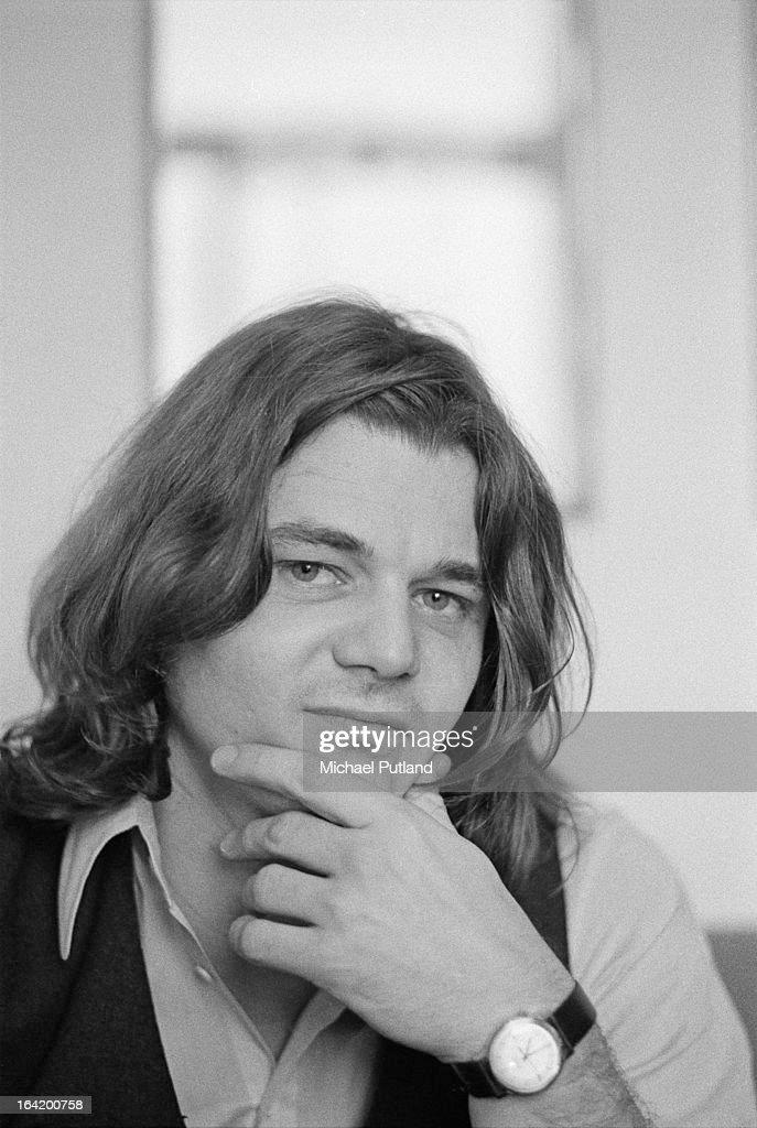 American singer and guitarist Steve Miller, 1973.