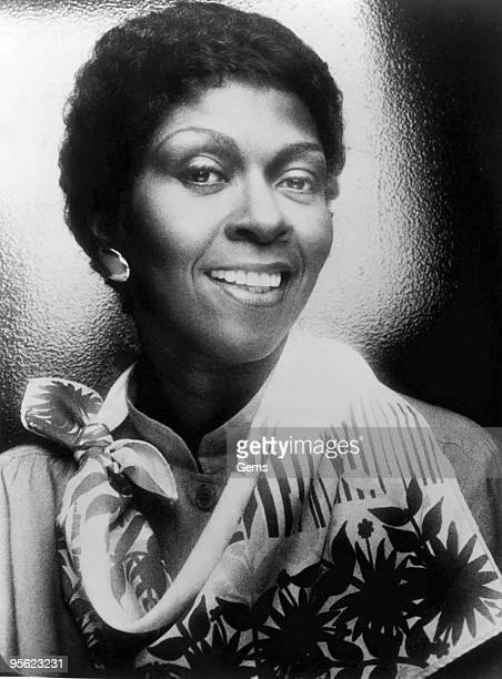 American singer Cissy Houston 1977 From Private Stock Records