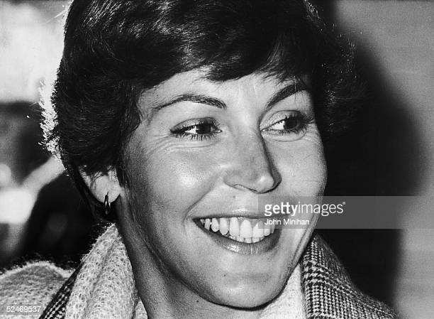 American singer Helen Reddy in London where she will be performing at the Palladium May 1978