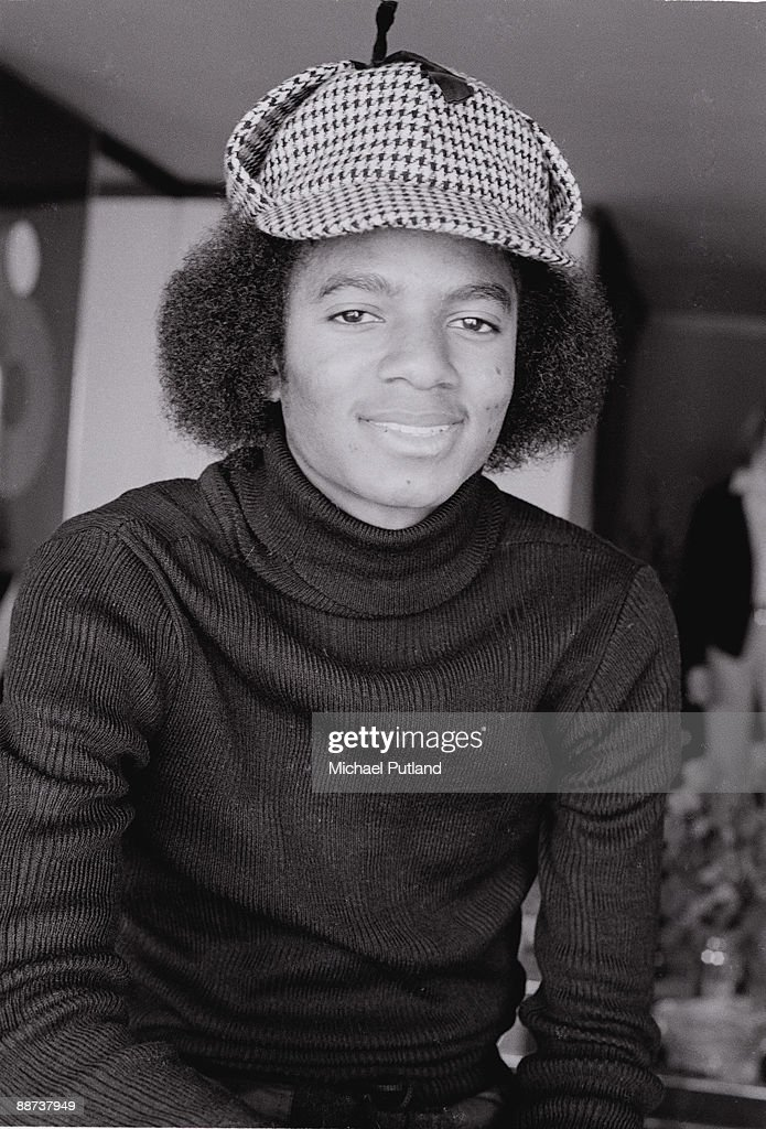 American singer Michael Jackson (1958 - 2009) in New York, 1977.