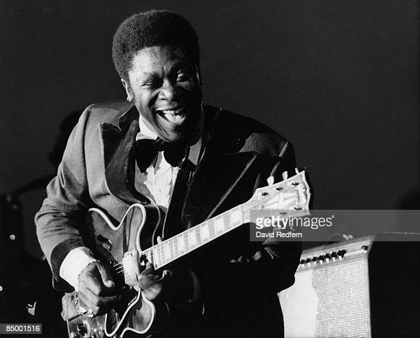 STADIUM Photo of BB KING performing live onstage
