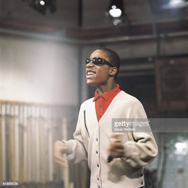Photo of Stevie WONDER performing at Television House Kingsway David Redfern Premium Collection