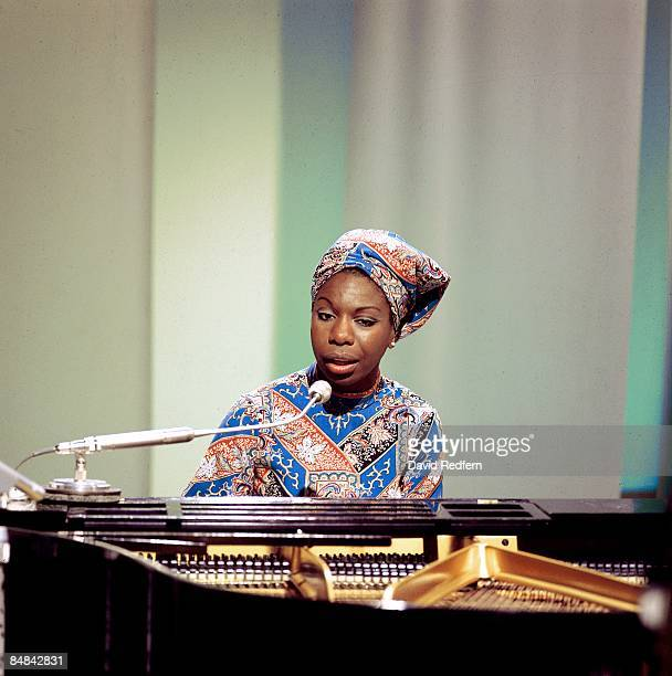 CENTRE Photo of Nina SIMONE