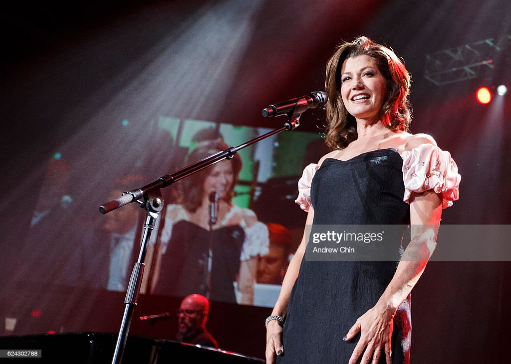 Michael W. Smith And Amy Grant Perform At Abbotsford Centre