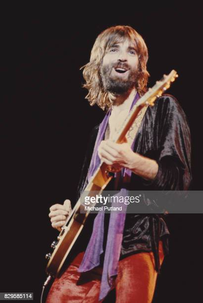 American singersongwriter and guitarist Kenny Loggins performs on stage 13th February 1980