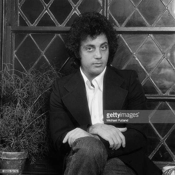 American singersongwriter Billy Joel at his home in New York City 25th January 1978 Photo by Michael Putland/Getty Images