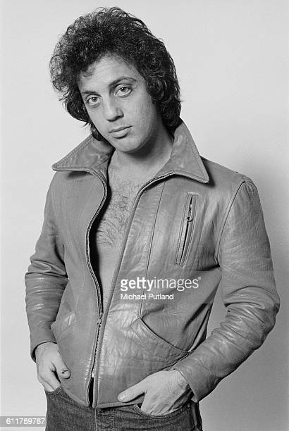American singersongwriter Billy Joel New York City 25th January 1978 Photo by Michael Putland/Getty Images