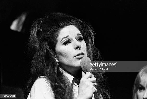 American singersongwriter Bobbie Gentry performing on the BBC's 'Young Generation' show London 1st May 1970