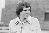 American singersongwriter David Gates formerly of soft rock group Bread 25th April 1975