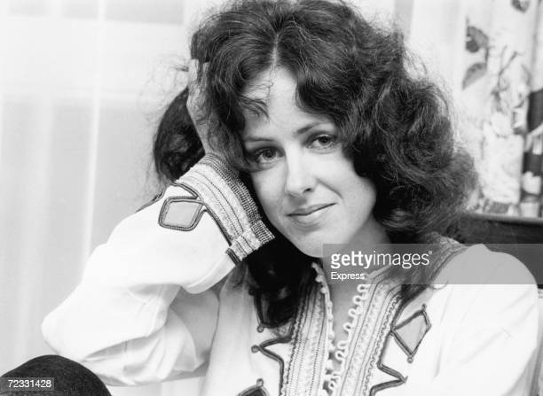 American singer/songwriter Grace Slick of psychedelic rock group Jefferson Airplane July 1970