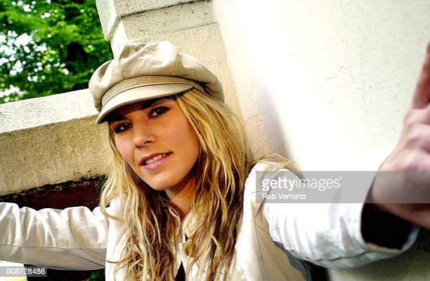American singersongwriter Jennifer Paige portrait Hilversum Netherlands 30th May 2002