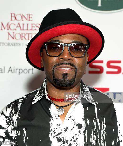 American singersongwriter musician keyboardist and record producer Teddy Riley arrives to the 4th Annual My Music Matters A Celebration Of Legends...