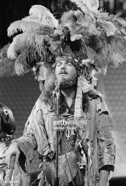 American singersongwriter pianist and guitarist Dr John performing at the Montreux Jazz Festival in Montreux Switzerland 1st July 1973