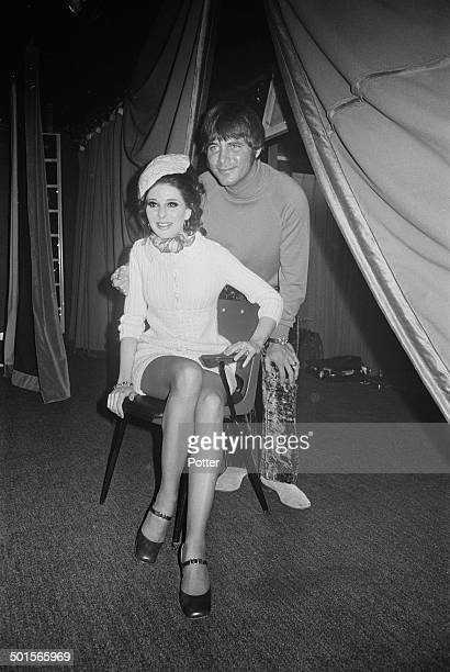 American singersongwriters Bobbie Gentry and Joe South 13th May 1969