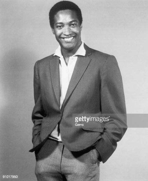 American soul singer and songwriter Sam Cooke 1963 A publicity shot for RCA Records