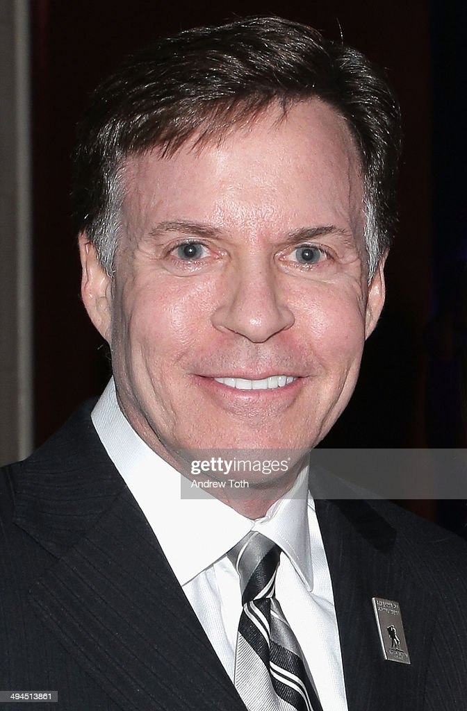 American sportscaster and honoree <a gi-track='captionPersonalityLinkClicked' href=/galleries/search?phrase=Bob+Costas&family=editorial&specificpeople=225170 ng-click='$event.stopPropagation()'>Bob Costas</a> attends the 9th annual Wounded Warrior Project Courage Awards & Benefit Dinner at The Waldorf=Astoria on May 29, 2014 in New York City.