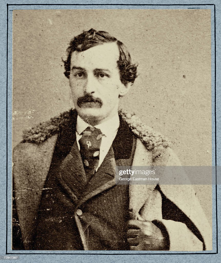 Image result for john wilkes booth  getty images