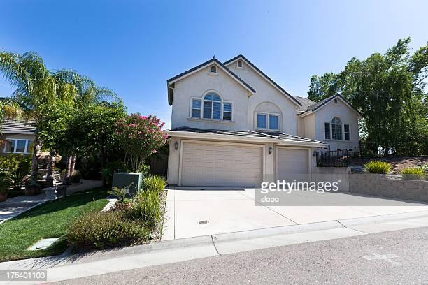 American Suburb Homes