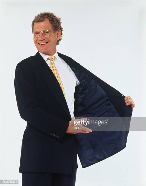American talk show host David Letterman 1994