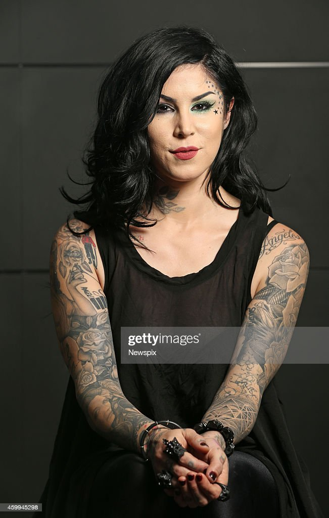 Kat von d pictures getty images for How to get tattooed by kat von d