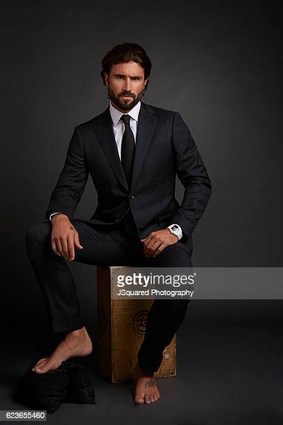 American television personality and model Brody Jenner is photographed for Local Magainze on July 7 2016 in Malibu California PUBLISHED IMAGE
