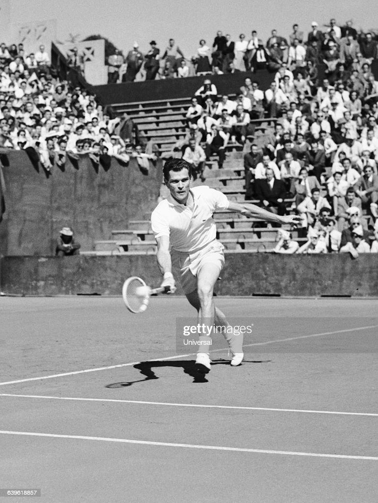 Tennis Vic Seixas