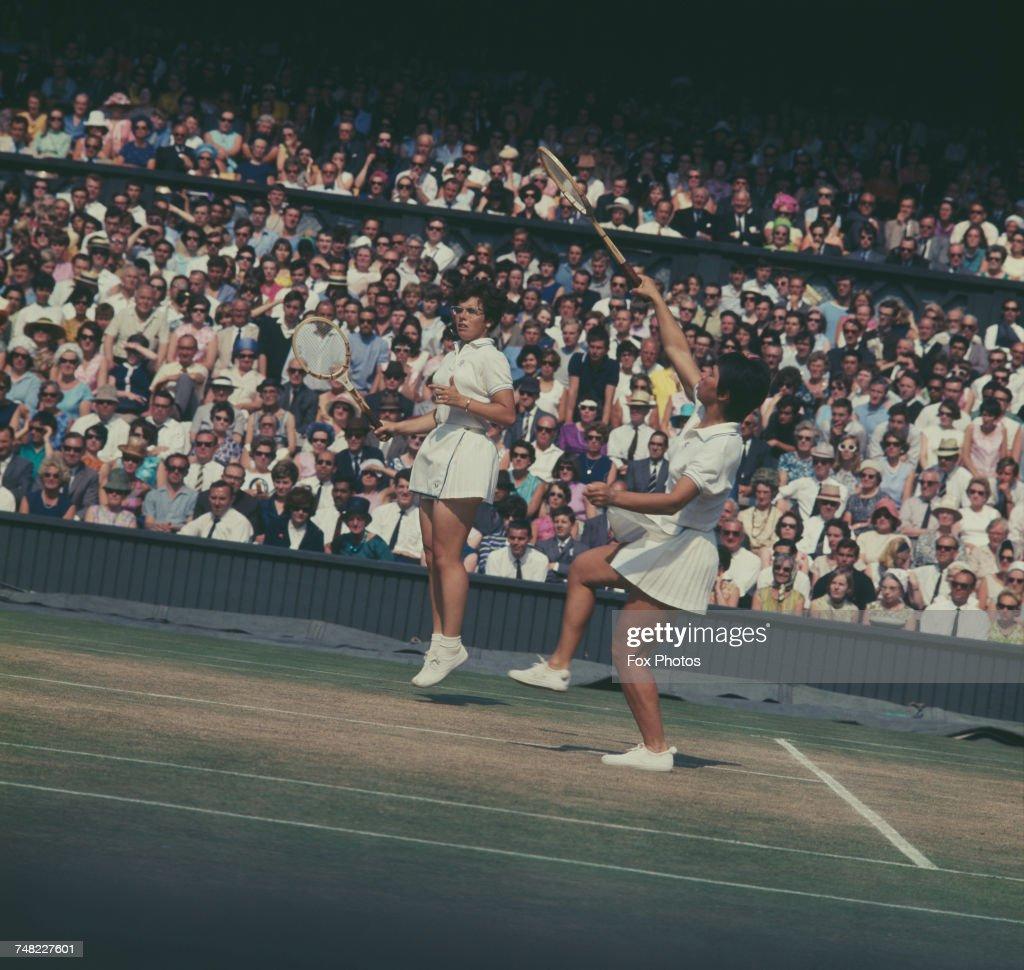 Wimbledon La s Doubles