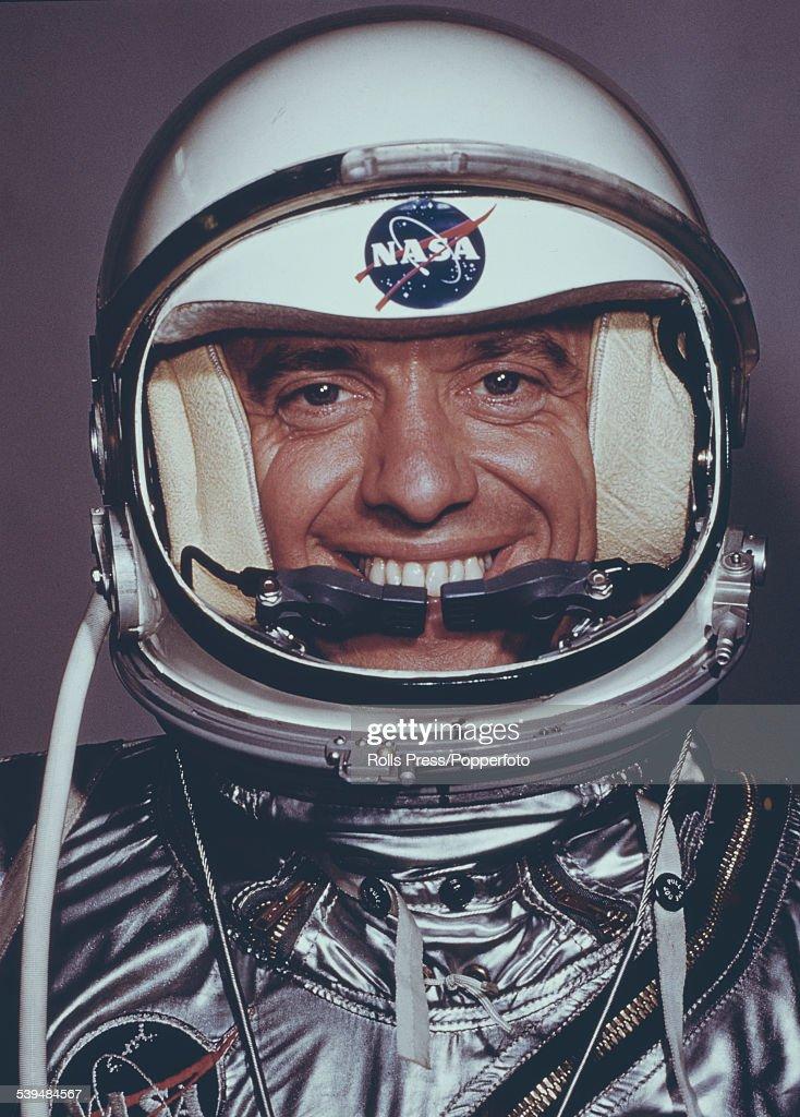 Alan B. Shepard Jr. | Getty Images