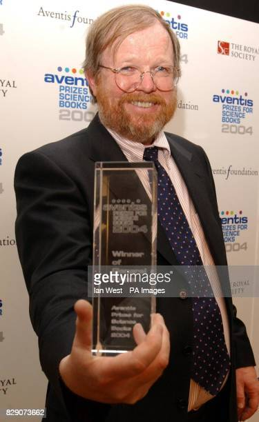 American travel writer Bill Bryson who became the unlikely winner of the world's most prestigious science book award Mr Bryson is better known for...