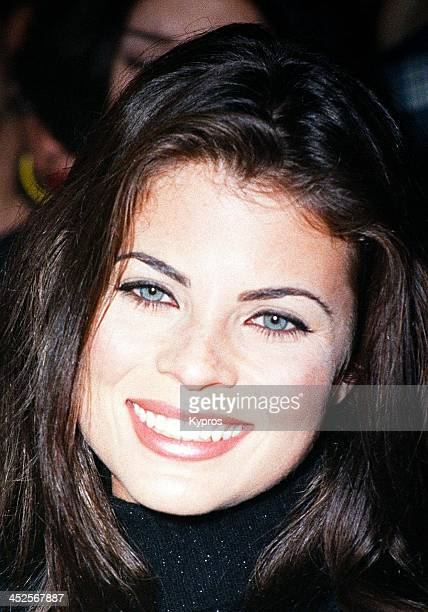 American TV and film actress Yasmine Bleeth circa 1995