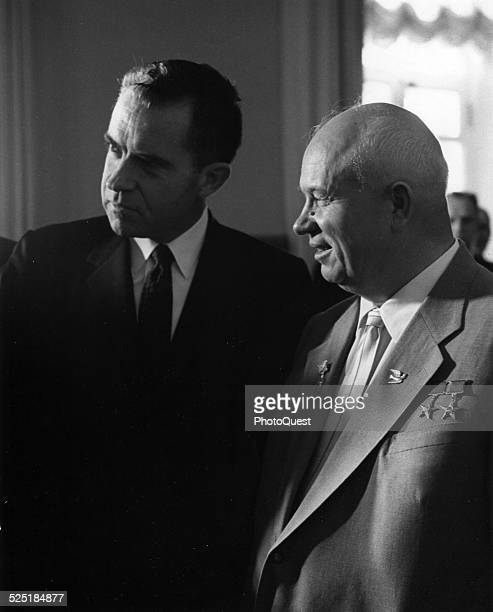 a biography of nikita khrushchev a leader of the communist party Six months after the death of soviet leader joseph stalin, nikita khrushchev succeeds him with his election as first secretary of the communist party of the soviet union.