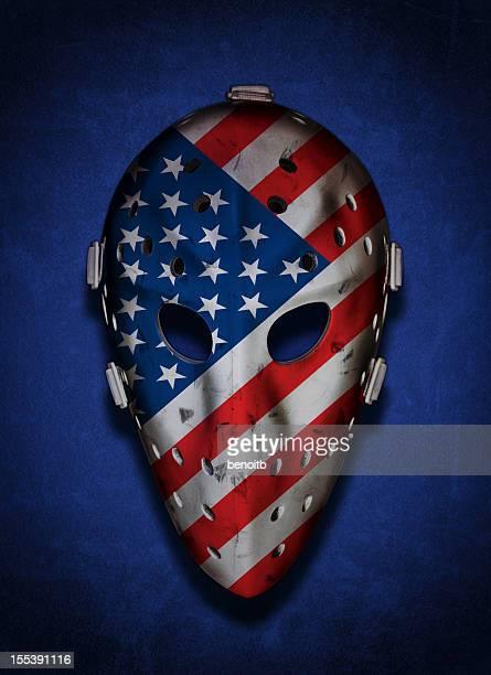 American Vintage Goalie Mask