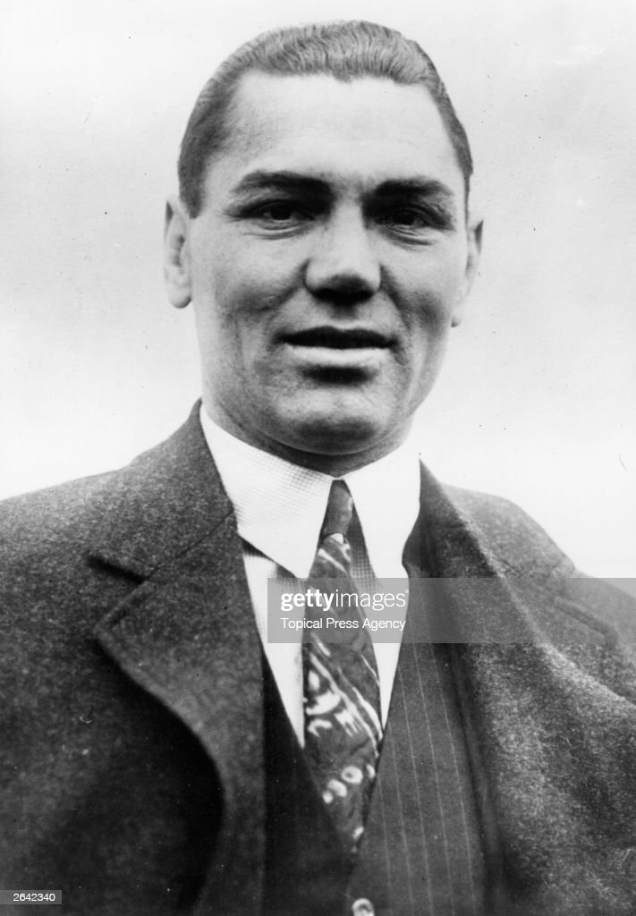 ... world heavyweight champion boxer Jack Dempsey (1895 - 1983). Show more