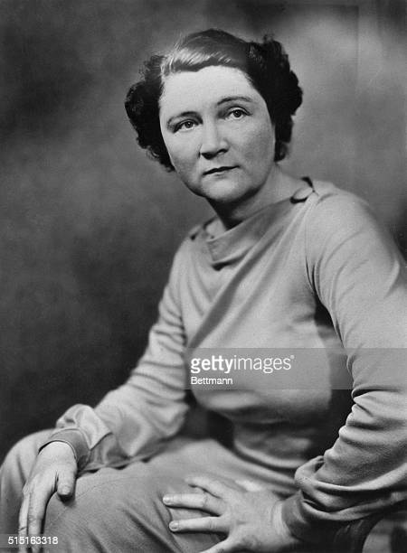 American writer and Pulitzer Prize winner Marjorie Kinnan Rawlings