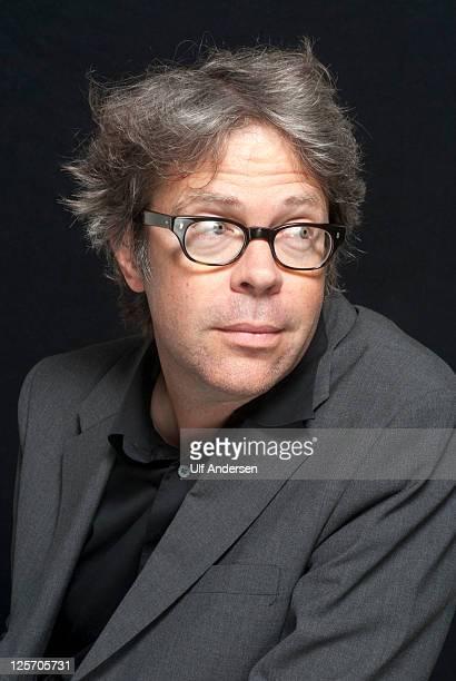 PARIS FRANCE SEPTEMBER 20 American writer Jonathan Franzen poses during a portrait session held on September 20 2011 in Paris France