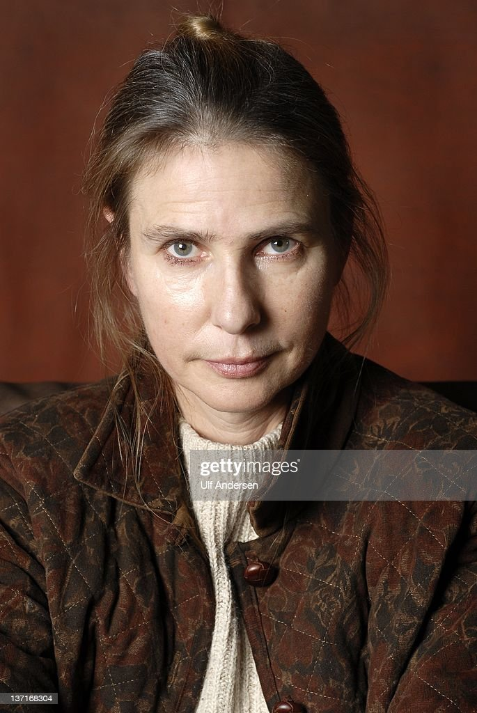 PARIS, FRANCE - JANUARY 11. American writer <a gi-track='captionPersonalityLinkClicked' href=/galleries/search?phrase=Lionel+Shriver&family=editorial&specificpeople=2358353 ng-click='$event.stopPropagation()'>Lionel Shriver</a> poses during portrait session held on January 11, 2012 in Paris, France.