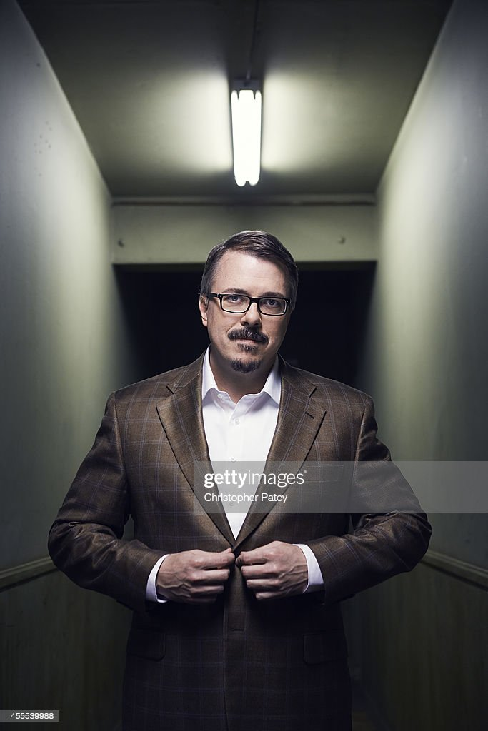 Vince Gilligan, The Hollywood Reporter, May 12, 2014