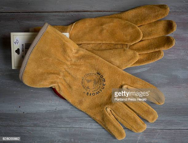 Americanmade leather Womanswork gloves