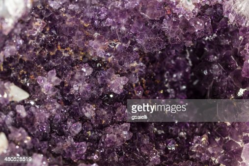 Amethyst Quartz : Stockfoto