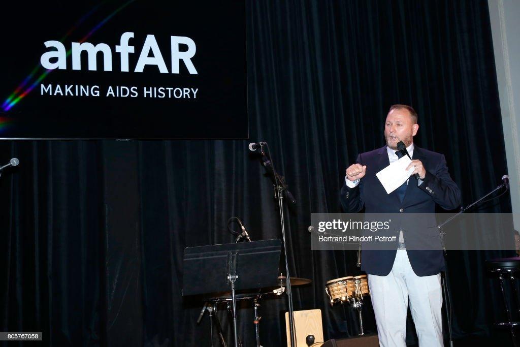 amfAR Paris Dinner 2017 - Dinner