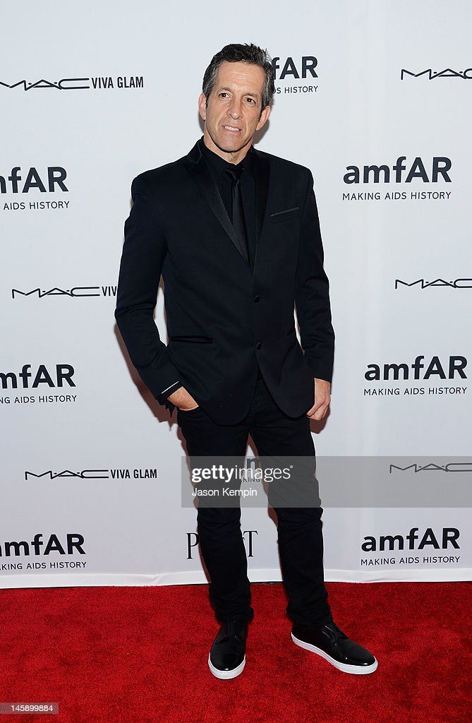 amfAR Chairman Kenneth Cole attends the 3rd annual amfAR Inspiration Gala New York at The New York Public Library - Stephen A. Schwarzman Building on June 7, 2012 in New York City.