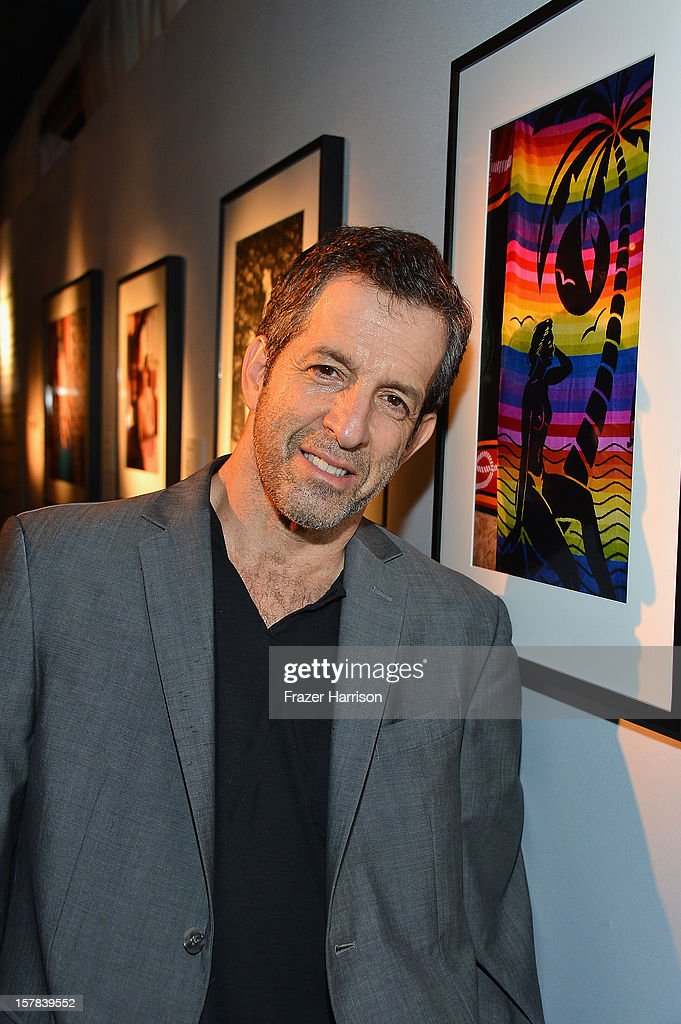amfAR Chairman of the Board and designer Kenneth Cole attends the amfAR Inspiration Miami Beach Party on December 6, 2012 in Miami Beach, United States.