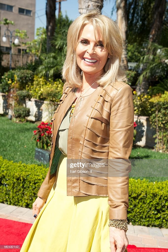 Ami Rushes attends the 2nd Annual 'Gospel Goes To Hollywood' Awards Luncheon at Taglyan Cultural Complex on February 22, 2013 in Hollywood, California.