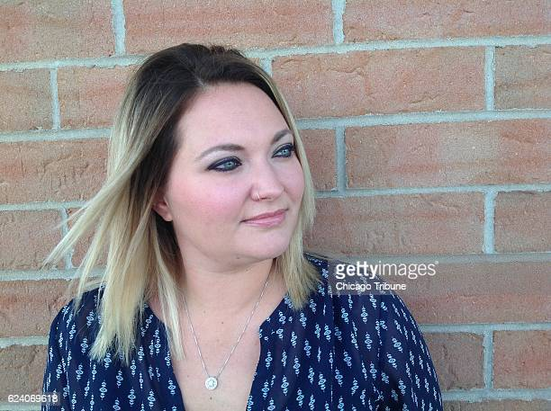 Amie Kuntz of Sandwich Ill is a nurse who struggled with addiction to opiates for seven years and wants to share her story so others know 'it can...
